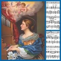 Patronka muzyki kościelnej