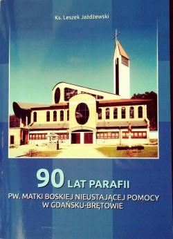 Książka o historii naszej parafii