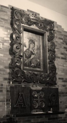 Obraz w naszej parafii